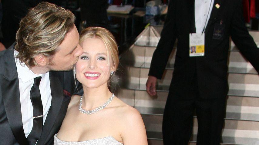 Bei den Oscars: Kristen Bell pinkelte in ein Glas!