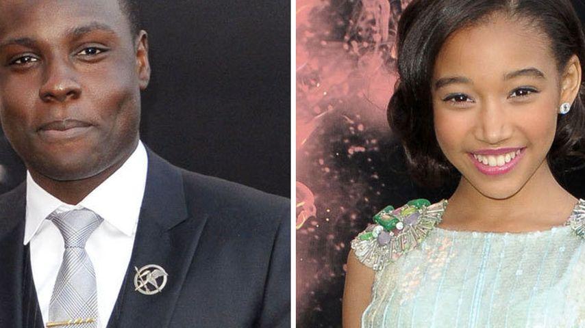 """Rassistische Posts gegen """"Hunger Games""""-Stars"""