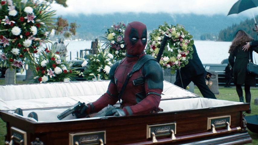 """Ryan Reynolds bestätigt: """"Deadpool 3"""" ist schon in Arbeit"""