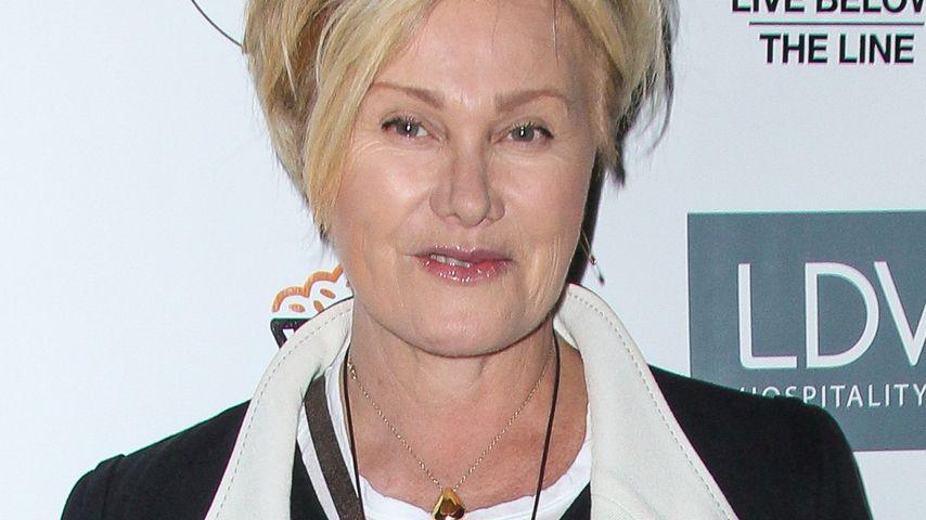 Botox-Panne! Hugh Jackmans Frau mit straffer Miene