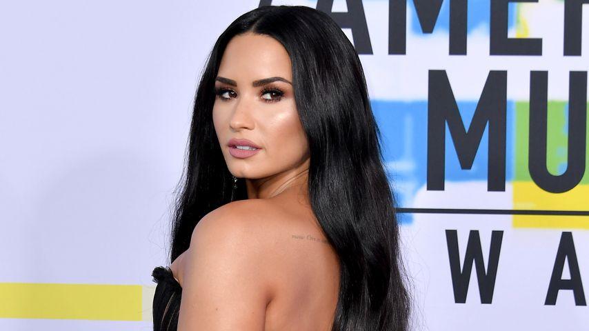 Demi Lovato bei den American Music Awards 2017