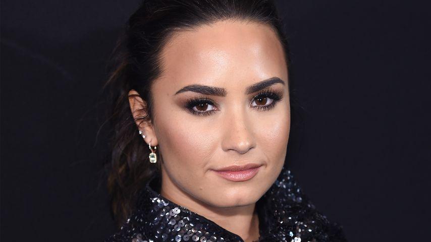 Demi Lovato bei einer Modenschau von Marc Jacobs in New York