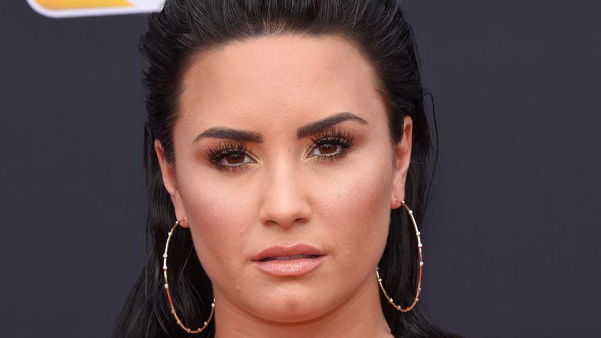 Nackt-Bilder im Netz: Demi Lovatos Snapchat wurde gehackt