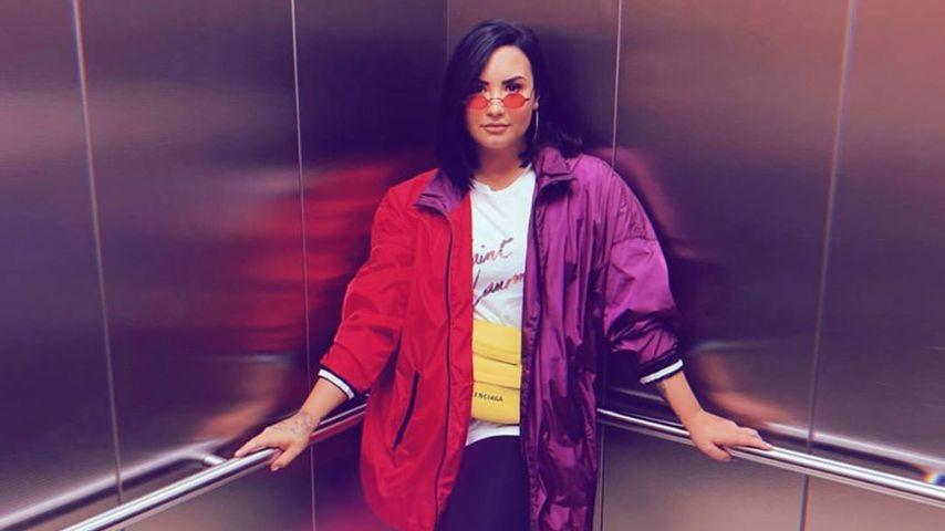 Back to Bob: Demi Lovato begeistert mit neuem Haar-Style