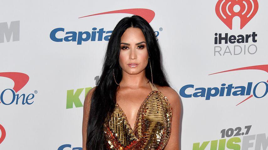 """Demi Lovatos Tante ruft auf: """"Bitte betet für meine Nichte!"""""""