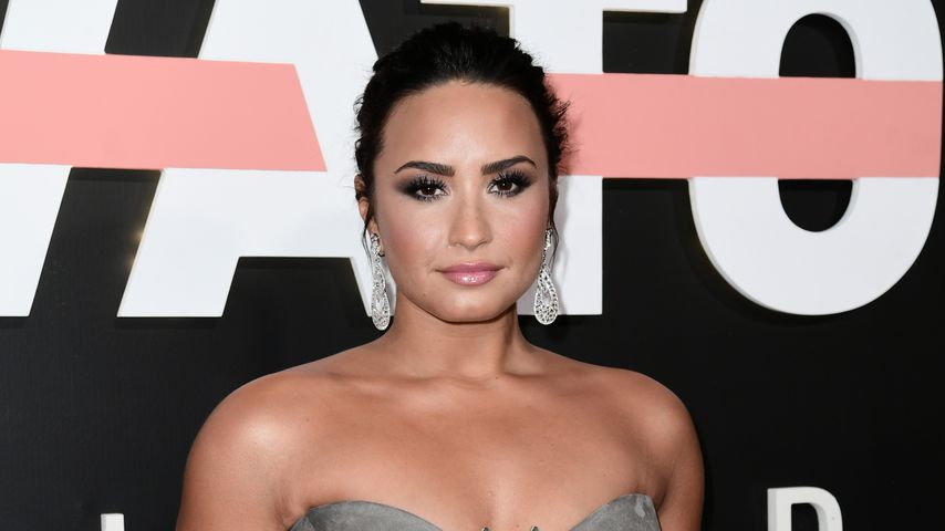 "Demie Lovato bei der Premiere ihrer YouTube-Dokumentation ""Simply Complicated"" 2017"