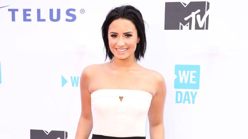 Selbst betroffen: Demi Lovato hilft psychisch Erkrankten