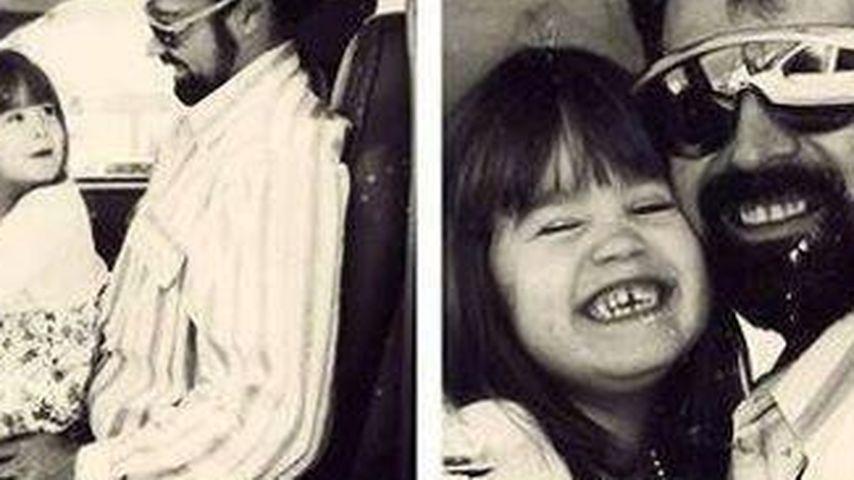 """Traurige Demi Lovato: """"Ruhe in Frieden, Daddy!"""""""