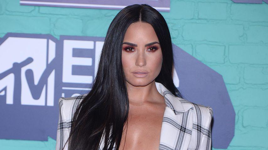 Demi Lovato bei den MTV EMAs 2017