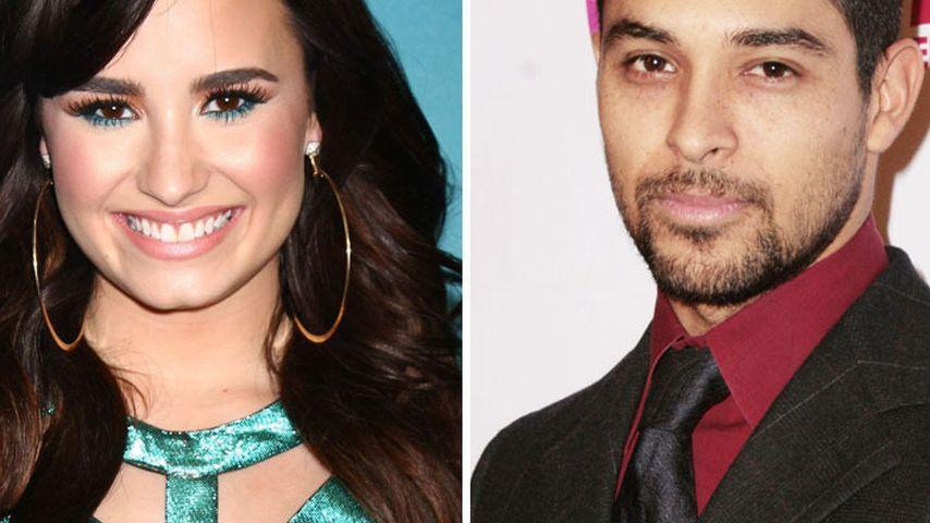 Demi Lovato: Valentins-Date mit ihrem Ex Wilmer
