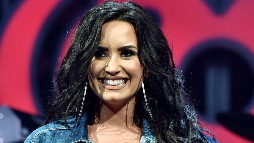 Demi Lovato beim Y100's Jingle Ball 2017