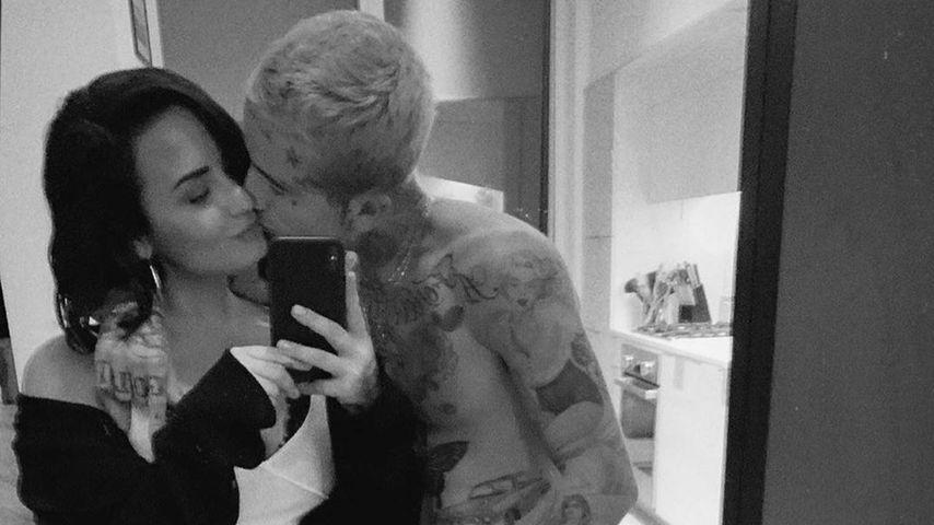 Ist das ihr neuer Freund? Demi Lovato postet vertrautes Bild
