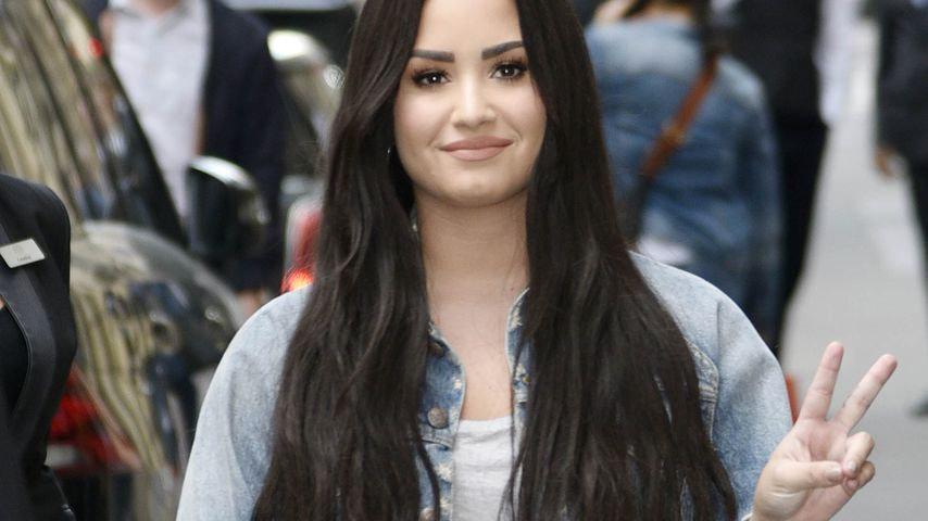 US-Star Demi Lovato
