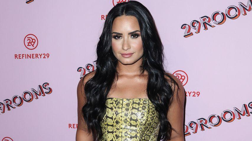 Zusätzliche Hilfe: Darum verlässt Demi Lovato ihren Entzug!
