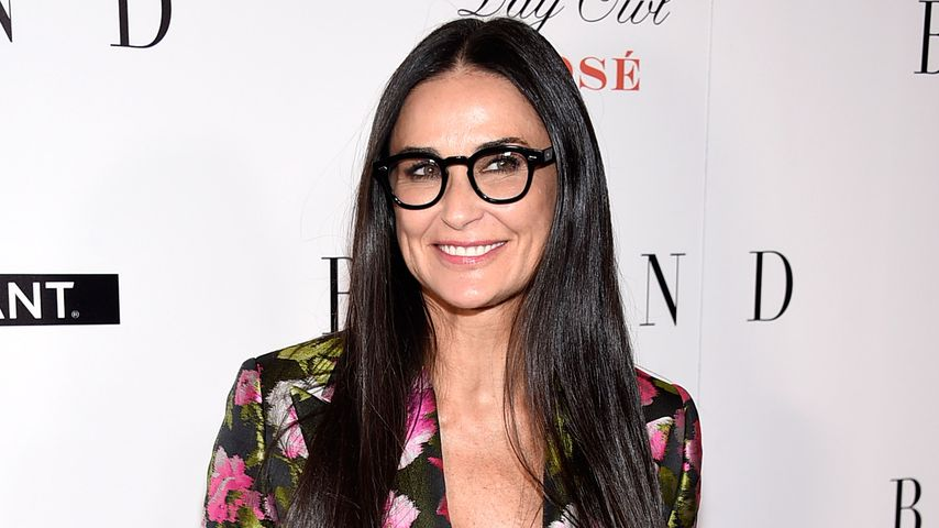 "Demi Moore bei der ""Blind""-Premiere in New York 2017"