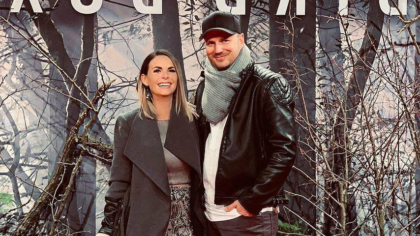 Red-Carpet-Debüt: Denise Kappès bringt erstmals Tim mit!