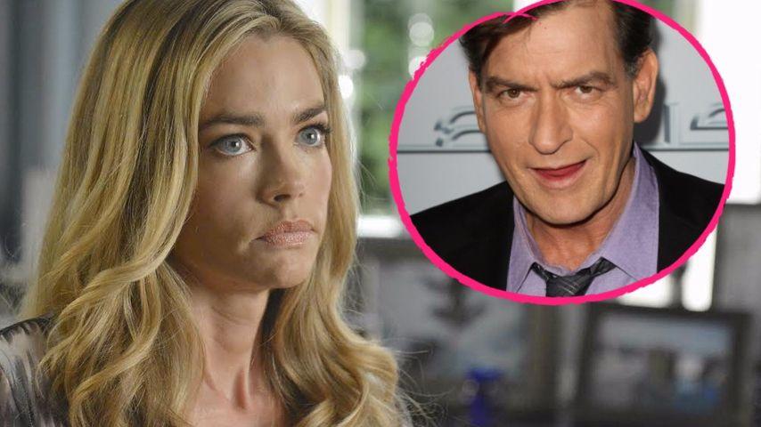 Schwerer Vorwurf: Hat Charlie Sheen seine Tochter bedroht?