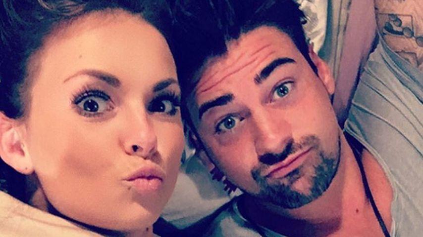 Denise Temlitz und Patrick Cuninka, Tv-Stars