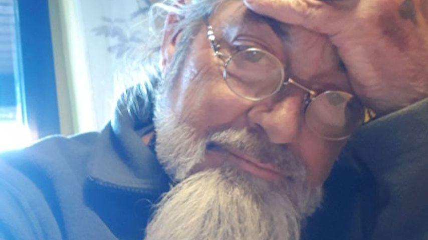 Dennis Hamer im April 2019