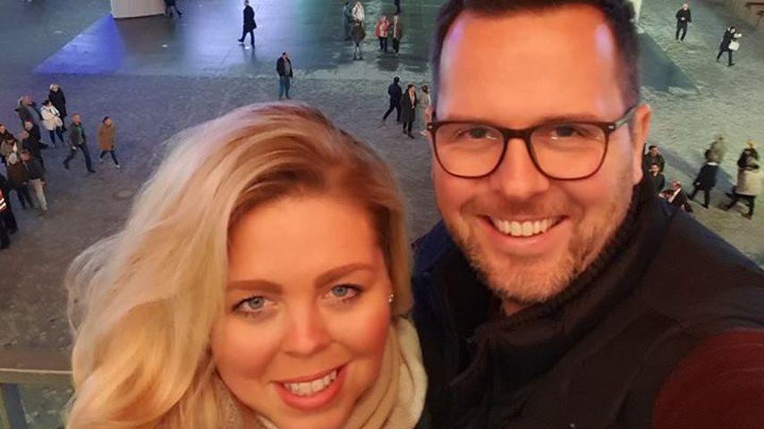 Dennis Pohlen und seine neue Partnerin