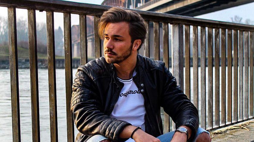 Bachelorette-Dennis: Sein Insta-Account wurde gehackt