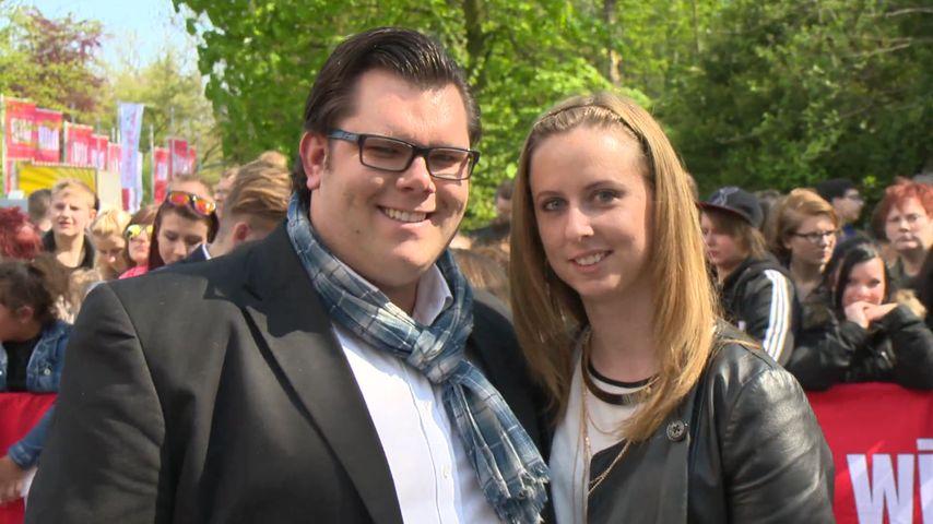 1. Pärchen-Interview: Dennis Schick zeigt seine Freundin