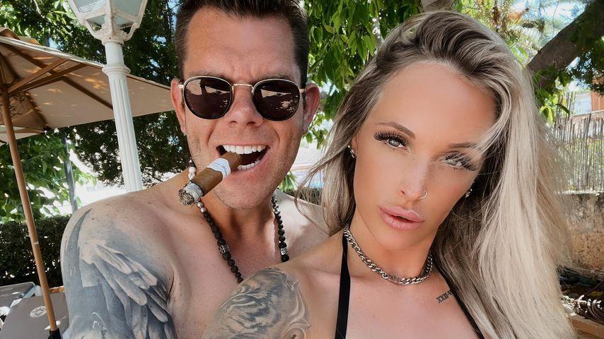 Dennis Schick und seine Jenny