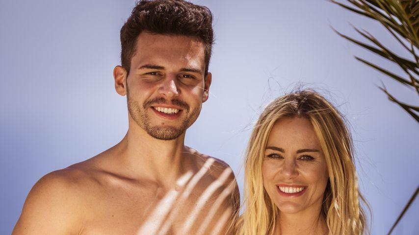 """Dennis und Nicole, """"Love Island""""-Teilnehmer"""