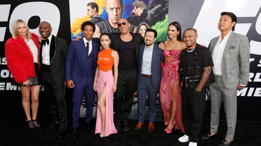 """Der Cast von """"Fast & Furious 9"""" im Juni 2021"""