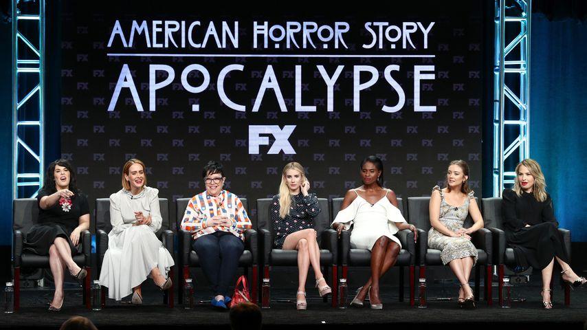 """Der Cast von """"American Horror Story""""-Apocalypse"""