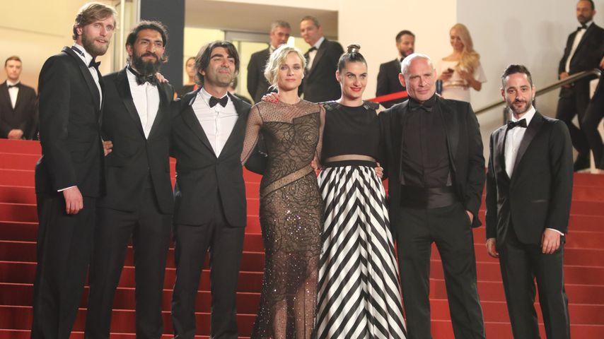 """Der Cast von """"Aus dem Nichts"""" bei den Filmfestspielen in Cannes"""