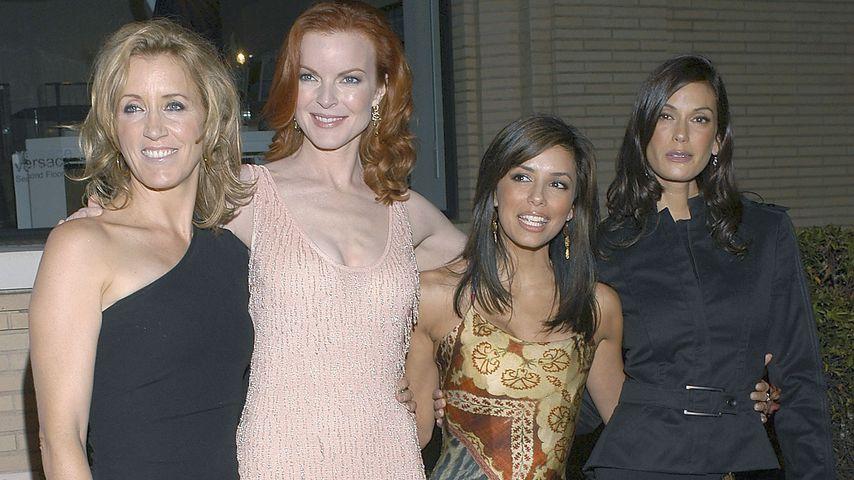 Felicity Huffman, Marcia Cross, Eva Longoria und Teri Hatcher