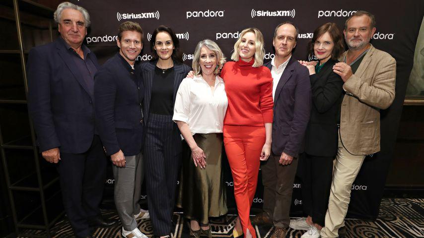 """Der Cast von """"Downton Abbey"""""""
