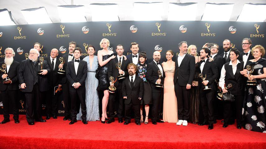 """Der Cast von """"Game of Thrones"""" bei den Emmy Awards 2016"""