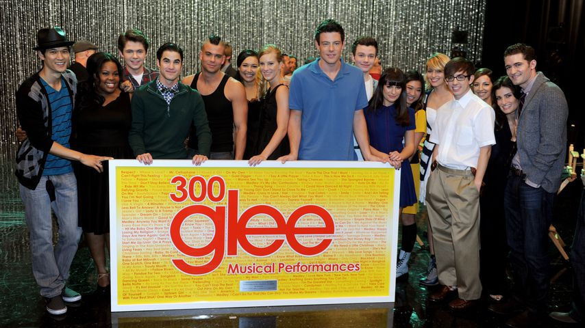 """Cast verflucht? So viel Drama gab es um die """"Glee""""-Stars"""