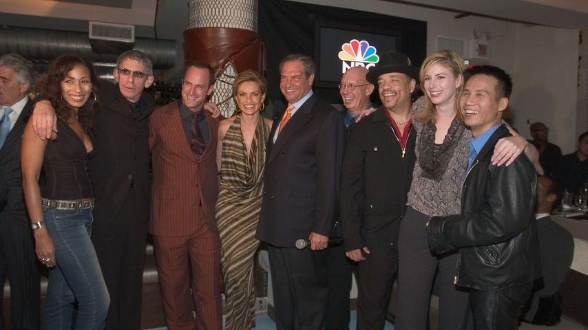 """Der Cast von """"Law & Order: SVU"""", 2004"""