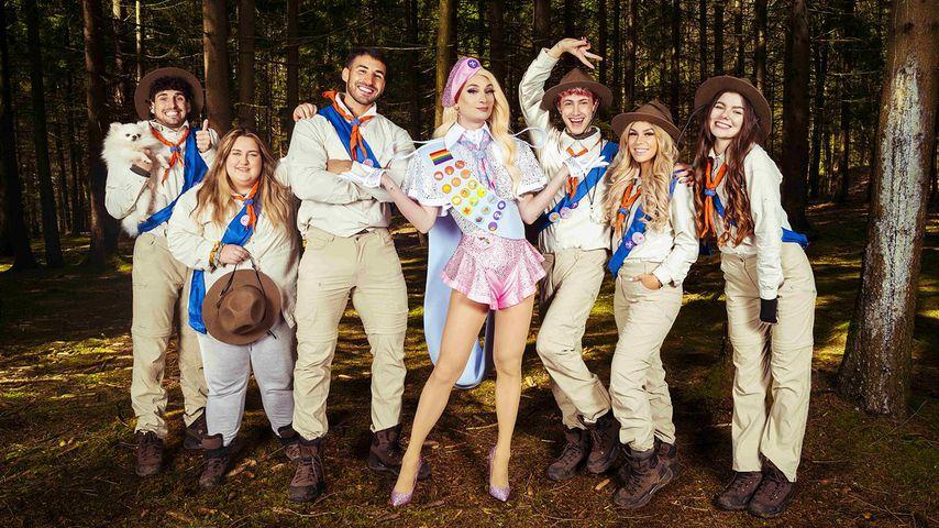 """Der Cast von """"#offline im Wald"""""""