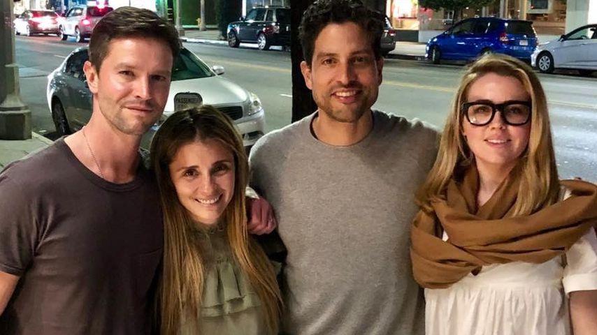 """""""Roswell""""-Reboot mit altem Cast? Shiri Appleby trifft Stars"""