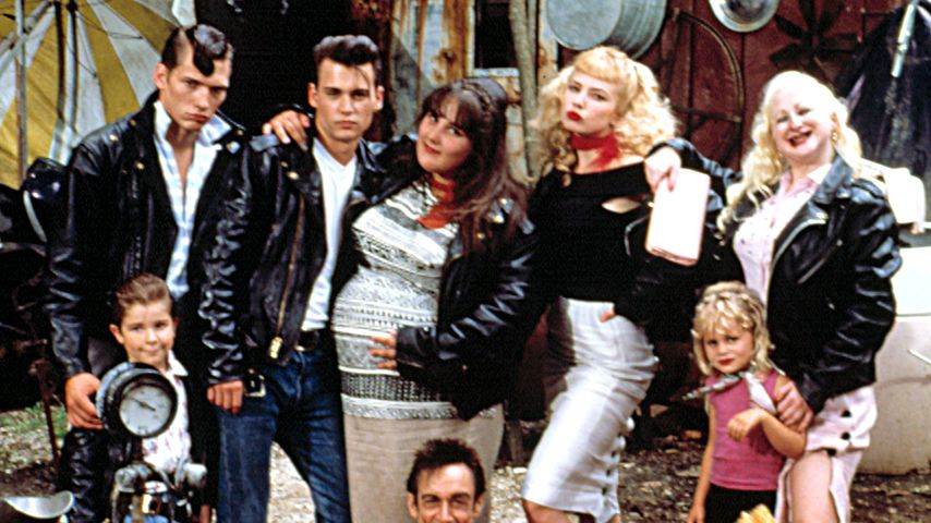 "Der ""Cry-Baby""-Cast"