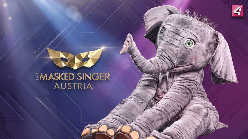 """Der Elefant von """"Masked Singer Austria"""""""