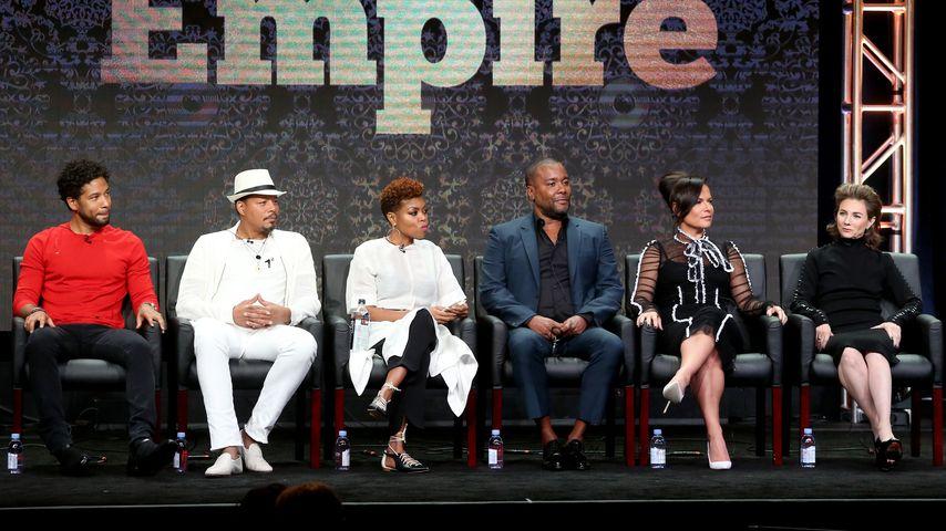 """Der """"Empire""""-Cast bei der Summer TCA Tour 2017"""