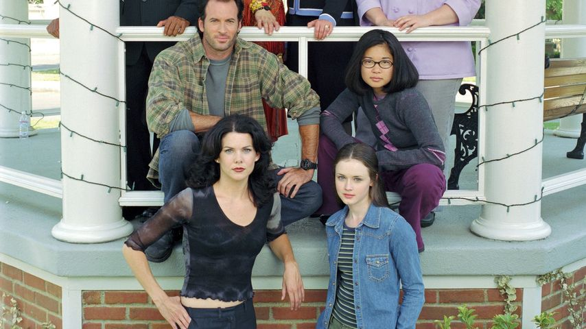 "Der ""Gilmore Girls""-Cast"