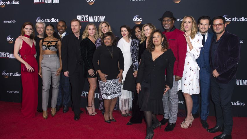 "Der ""Grey's Anatomy""-Cast"