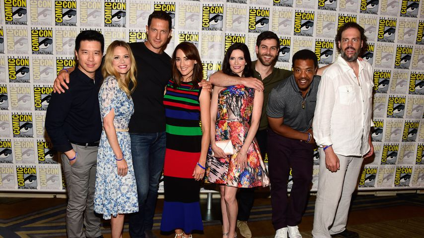 """Der """"Grimm""""-Cast bei der Comic-Con 2016"""