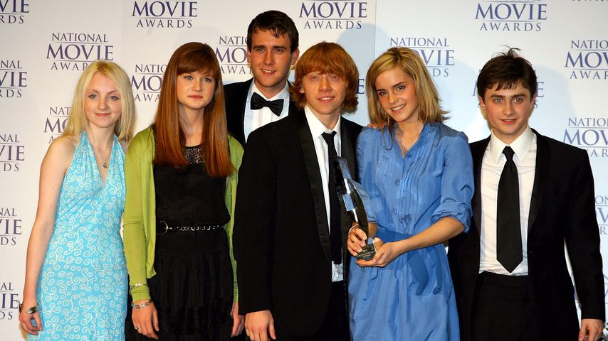 "Der ""Harry Potter""-Cast 2007"
