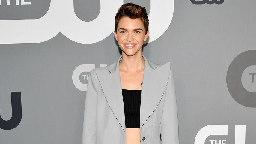 Der Hollywood-Star Ruby Rose in New York City 2019