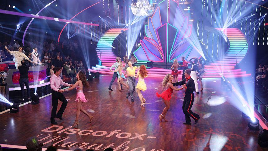 """Der """"Let's Dance""""-Discofox-Marathon 2018"""