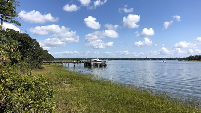 """Der May River auf dem """"Montage Palmetto Bluff""""-Anwesen"""
