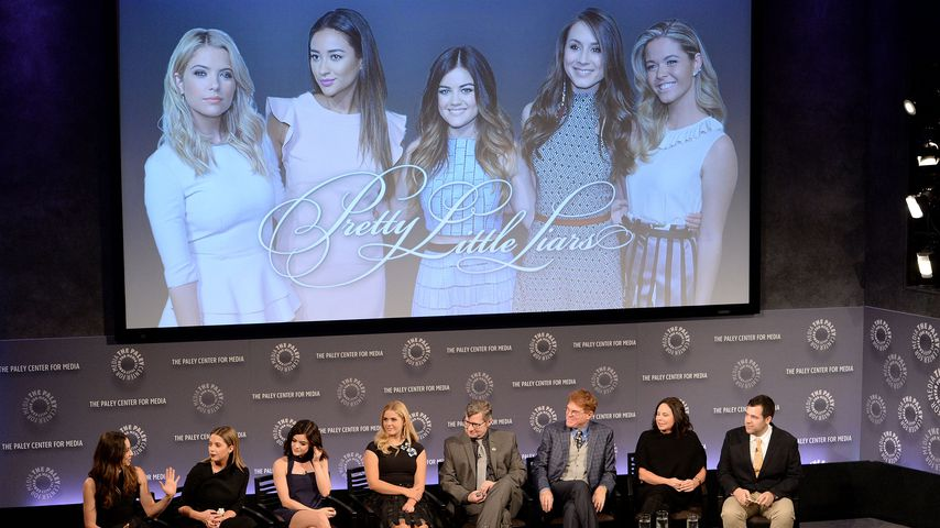 "Der ""Pretty Little Liars""-Cast"