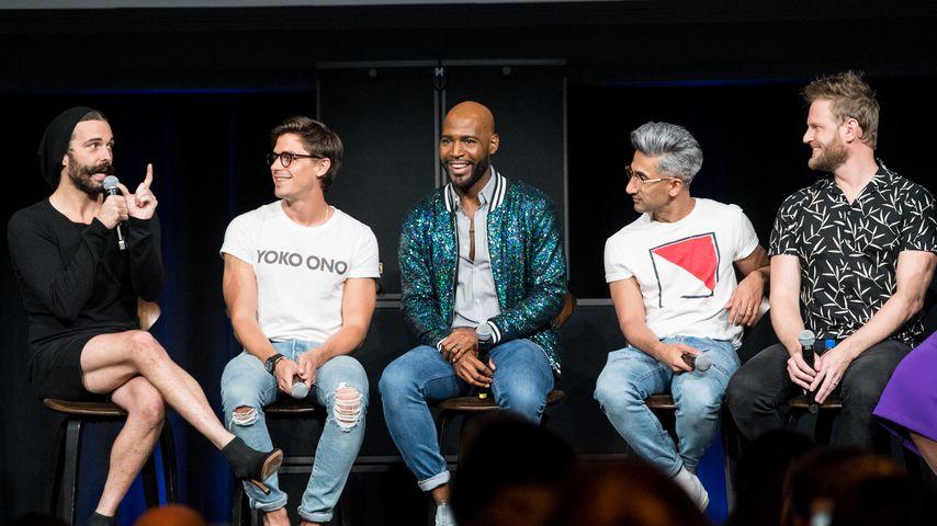 """Der Cast von """"Queer Eye"""" in Los Angeles"""